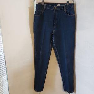 Levi's ladies 550 denim jeans